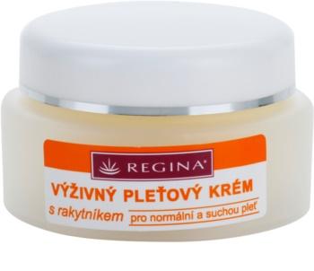 Regina Sea Buckthorn crema nutriente per pelli normali e secche