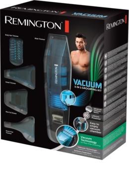 Remington Vacuum  PG6070 set za prirezovanje dlačic na bradi in telesu 5 v 1