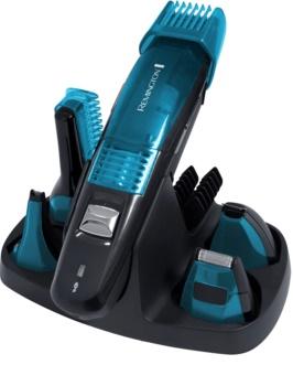 Remington Vacuum  PG6070 zastřihovací sada na vousy i tělo 5 v 1