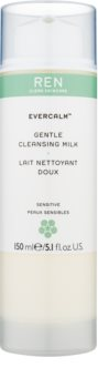 REN Evercalm jemné čisticí mléko pro citlivou pleť