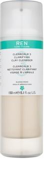REN ClearCalm 3 čisticí péče s jílem