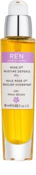 REN Moisture hydratační olej pro suchou pleť