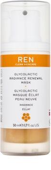 REN Radiance mascarilla exfoliante para iluminar la piel