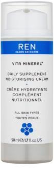 REN Vita Mineral Moisturizing Day Cream with Nourishing Effect