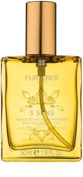 Rene Furterer 5 Sens aceite seco con efecto revitalizante para cuerpo y cabello