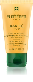 Rene Furterer Karité Hydra Moisturizing Shampoo Shine For Dry And Brittle Hair