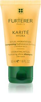 Rene Furterer Karité Hydra vlažilni šampon za sijaj suhih in krhkih las