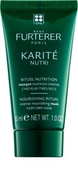 Rene Furterer Karité Nutri intenzívne vyyživujúca maska pre veľmi suché vlasy