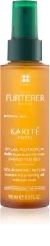 Rene Furterer Karité Nutri intenzivně vyživující olej pro velmi suché vlasy