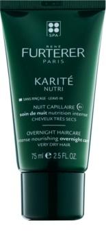 Rene Furterer Karité Nutri tratament de noapte intensiv pentru parul foarte uscat