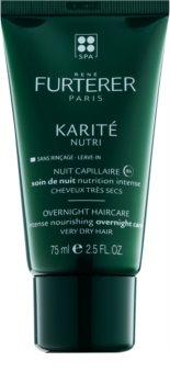 Rene Furterer Karité Nutri trattamento notte intensivo per capelli molto secchi