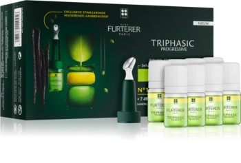 Rene Furterer Triphasic Progressive tratamento complexo para a queda crónica de cabelo