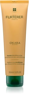 Rene Furterer Okara Blond Brightening Conditioner For Blondes And Highlighted Hair
