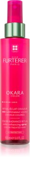 Rene Furterer Okara Color öblítést nem igénylő spray kondicionáló festett hajra
