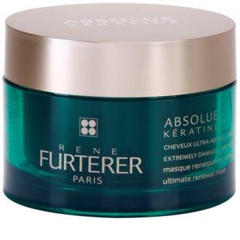 Rene Furterer Absolue Kératine obnovujúca maska pre extrémne poškodené vlasy