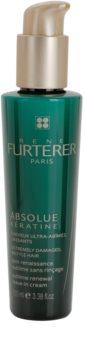 Rene Furterer Absolue Kératine creme restaurador sem enxaguar para cabelo extremamente danificado