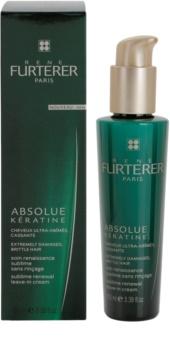 Rene Furterer Absolue Kératine bezoplachový obnovujúci krém pre extrémne poškodené vlasy