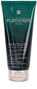 Rene Furterer Absolue Kératine Restoring Shampoo For Extremely Damaged Hair