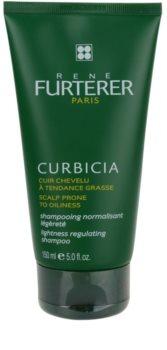 Rene Furterer Curbicia Reinigende Shampoo  voor Vet Haar