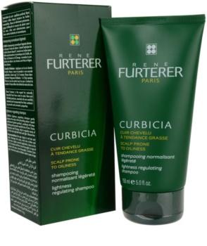 Rene Furterer Curbicia čistiaci šampón pre mastné vlasy
