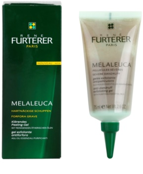 Rene Furterer Melaleuca bőrradír gél korpásodás ellen