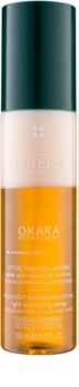 Rene Furterer Okara Active Light spray para cabelo pintado