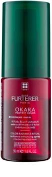 Rene Furterer Okara Protect Color bezoplachový kondicionér pre farbené vlasy