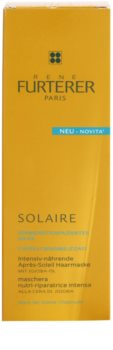 Rene Furterer Solaire máscara intensiva nutritiva para cabelo danificado pelas ações do sol, cloro e sal