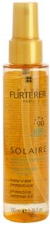 René Furterer Solaire huile protectrice pour cheveux exposés au chlore, au soleil et à l'eau salée