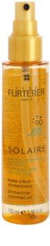 Rene Furterer Solaire óleo protetor para cabelo danificado pelas ações do sol, cloro e sal