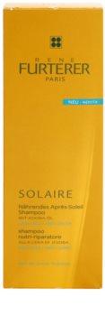 Rene Furterer Solaire поживний шампунь для волосся пошкодженого хлором, сонцем та солоною водою