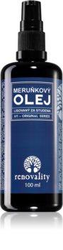 Renovality Original Series hidegen sajtolt sárgabarackmag olaj