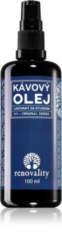 Renovality Original Series kávový olej lisovaný za studena