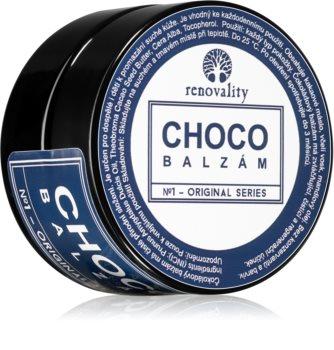 Renovality Original Series balsam pentru corp cu ciocolata