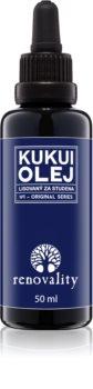 Renovality Original Series kukui olej lisovaný za studena