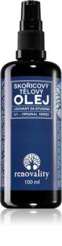 Renovality Original Series hladno stiskano cimetovo olje za telo