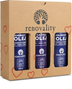 Renovality Original Series kozmetika szett V. (a problémás bőrre)