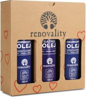 Renovality Original Series косметичний набір V. (для проблемної шкіри)