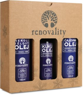 Renovality Original Series kit di cosmetici VII. (anti-age)
