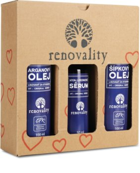 Renovality Original Series козметичен пакет  IV. (за суха кожа )