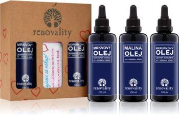 Renovality Original Series kit di cosmetici II. per uomo