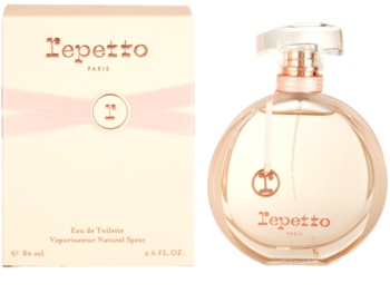 Repetto Repetto Eau de Toilette para mulheres 80 ml