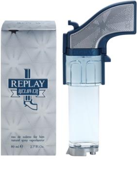 Replay Relover eau de toilette pentru bărbați 80 ml