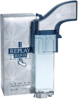 Replay Relover Eau de Toilette for Men 80 ml