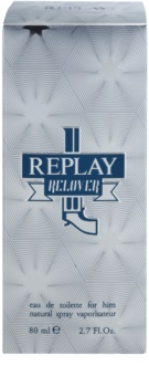 Replay Relover туалетна вода для чоловіків 80 мл