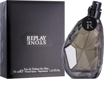 Replay Stone Eau de Toilette for Men 50 ml