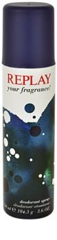 Replay Your Fragrance! For Him Deo-Spray für Herren 150 ml