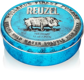 Reuzel Blue pomáda na vlasy se silným zpevněním