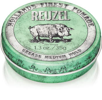 Reuzel Green Hair Pomade Medium Control