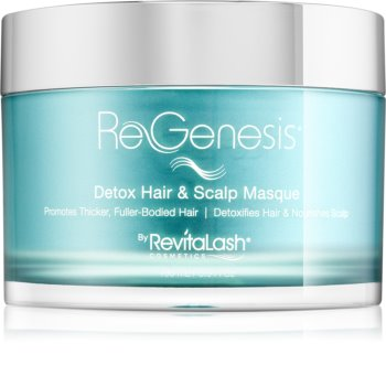 RevitaLash ReGenesis Rejuvenating Formula αποτοξινωτική μάσκα για τα μαλλιά και το δέρμα του τριχωτού της κεφαλής